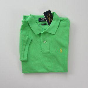 Ralph Lauren SS Classic Mesh Polo Shirt NEW